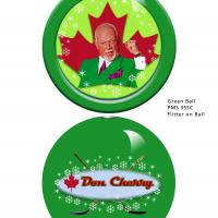 Don Cherry Ornament